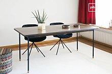 Table de repas rectangulaire Lübeck