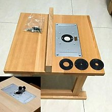 Table de routeur multifonctionnelle en Aluminium,