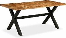 Table de salle à manger Bois d'acacia et