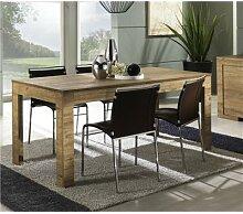Table de salle à manger rectangulaire