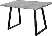 Table de Salle à Manger Vicco Loft Design 120 x