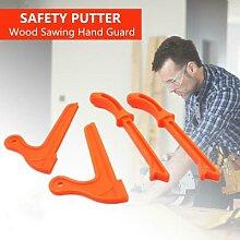 Table de sécurité scie bâton poussoir matériel