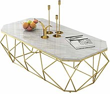 Table de thé rectangulaire Art de Fer Table de