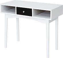Table de travail et bureau de bureau Design Desk PC