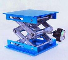 Table élévatrice de routeur en aluminium,