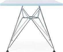 Table enfant Eames Eiffel - Bleu