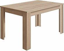 Table extensible Chêne canadien IberoDepot