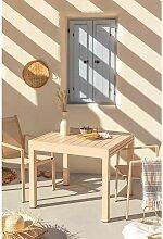 Table Extensible d'extérieur (90cm -
