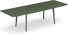 Table extensible PLUS4 de Emu, 160/270 x 90 cm,