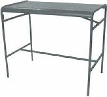 Table haute Luxembourg / 4 personnes - 126 x 73 cm