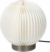 Table Lampes Table de chevet Lampe Papier et lampe