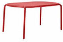 Table ovale Toní Tavolo / 160 x 90 cm - Trou pour