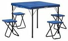 Table pique-nique hauteurs classique 85x