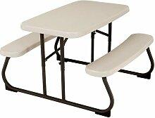 Table Pique-Nique Rectangulaire Enfant - Lifetime