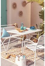 Table Pliable d'Extérieur en Acier Janti