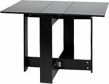 Table Pliant Scandinave Pliable de Cuisine Salle