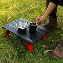 Table pliante d'extérieur en alliage