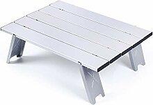 Table Pliante De Camping Compacte Ultra Légère,