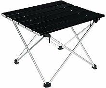 Table Pliante Multifonctionnelle Alliage