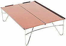 Table pliante Petite table de camping portable