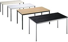 Table polyvalente rectangulaire, l x h 1200 x 740