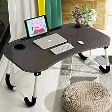 Table pour ordinateur portable, table de dortoir