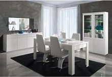 Table pour salle à manger fabio. Dimensions 160