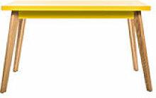 Table rectangulaire 55 / 130 x 70 cm - Métal &