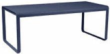 Table rectangulaire Bellevie / L 196 cm - 8 à 10