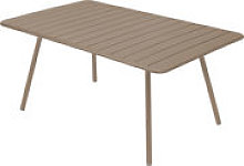 Table rectangulaire Luxembourg / 6 à 8 personnes