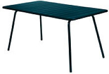 Table rectangulaire Luxembourg / 6 personnes - 143