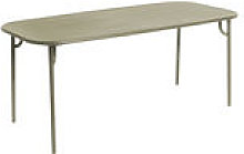 Table rectangulaire Week-End / 180 x 85 cm -