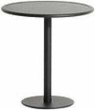 Table ronde Week-End / Bistrot - Aluminium - Ø 70