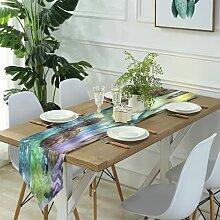 Table Runner Modern Art,Beautiful Photos of Paris