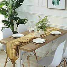 Table Runner Modern Art,Oriental seamless