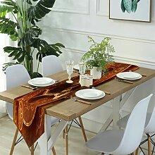 Table Runner Modern Art,Paris Metro Map,Dinner