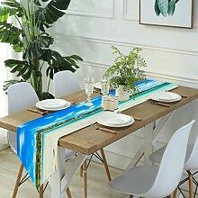 Table Runner Modern Art,Unique mandala Oriental