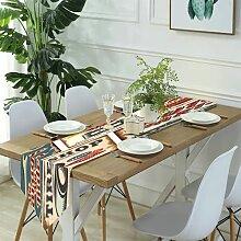 Table Runner Modern Art,Vintage Traditional