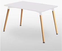Table Salle à Manger Rectangulaire Scandinave