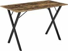 Table stylée pour 4 personnes table design pour