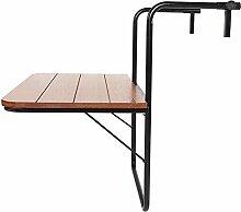 Table Suspendue de Balcon, Table de Balcon