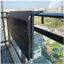 Table Terrasse Rabattable Cadre Aluminium Bureau
