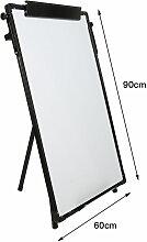 ®Tableau blanc magnétique, effaçable à