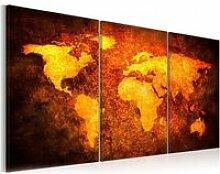 Tableau carte du monde A1-N1292PWD