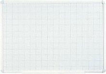 tableau magnétique blanc largeur:90 cm h:60 cm