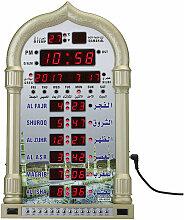 Tableau mural automatique numérique Azan / Athan