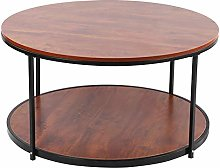 Tables Basses Gigognes Ronde Scandinave, Table