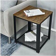 Tables de chevet industriel - table d'appoint
