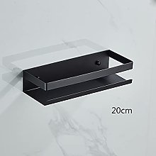 Tablette de la salle de bain en acier inoxydable