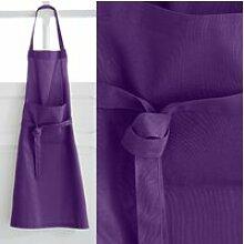 Tablier de cuisine deep purple